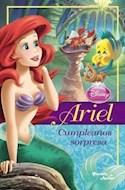 Papel ARIEL CUMPLEAÑOS SORPRESA (DISNEY PRINCESA)
