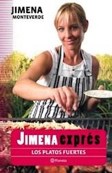 Papel Jimena Expres - Los Platos Fuertes