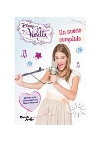 Papel Violetta 04 Un Sueño Cumplido
