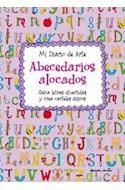 Papel ABECEDARIOS ALOCADOS CALCA LETRAS DIVERTIDAS Y CREA CARTELES UNICOS (MI DIARIO DE ARTE)