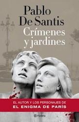 Papel Crimenes Y Jardines