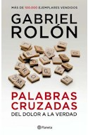 Papel PALABRAS CRUZADAS DEL DOLOR A LA VERDAD