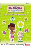 Papel DOCTORA JUGUETES LIBRO DE STICKERS IMPERDIBLE 3