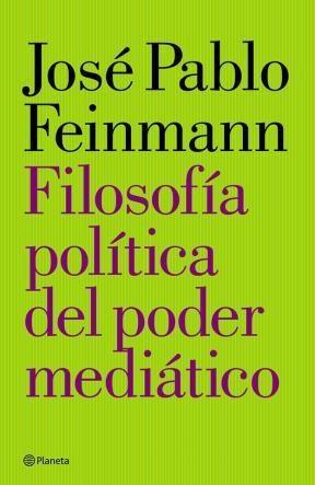 Papel Filosofía Política Del Poder Mediático