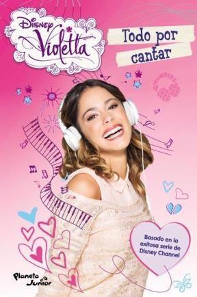 Papel Violetta Todo Por Cantar