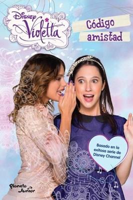 Papel Violetta. Código Amistad