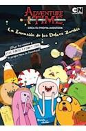 Papel INVASION DE LOS DULCES ZOMBIS (ADVENTURE TIME) (CREA TU  PROPIA AVENTURA)