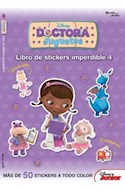 Papel DOCTORA JUGUETES LIBRO DE STICKERS IMPERDIBLE 4