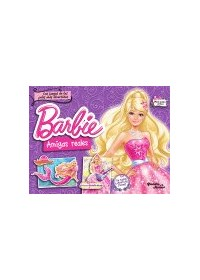 Papel Barbie Valijita Amigas Reales