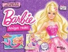 Papel BARBIE AMIGAS REALES (CON MUCHOS Y DIVERTIDOS STICKERS)