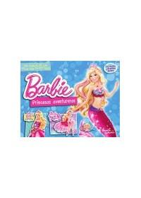 Papel Barbie Valijita Princesas Aventureras