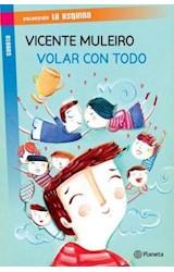 Papel VOLAR CON TODO (COLECCION LA ESQUINA)