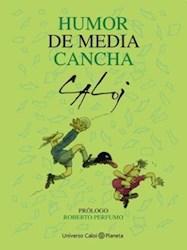 Libro Humor De Media Cancha.