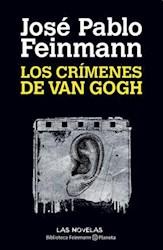 Libro Los Crimenes De Van Gogh