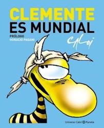 Libro Clemente Es Mundial