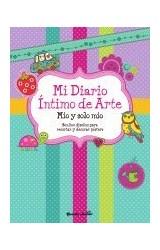 Papel MI DIARIO INTIMO DE ARTE MIO Y SOLO MIO (BONITOS DISEÑOS PARA RECORTAR Y DECORAR POSTERS)