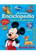 Papel MI PRIMERA ENCICLOPEDIA DISNEY (CARTONE)