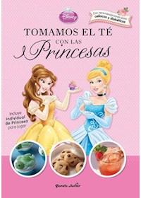 Papel Tomamos El Té Con Las Princesas