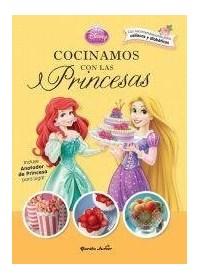 Papel Cocinamos Cosas Ricas Con Las Princesas