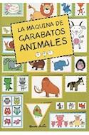Papel MAQUINA DE GARABATOS ANIMALES