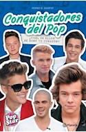 Papel CONQUISTADOES DEL POP CUAL DE ELLOS SE ROBO TU CORAZON  (POP STAR)