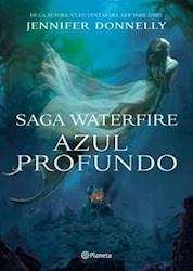 Papel Azul Profundo - Saga Waterfire