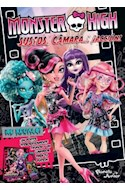 Papel MONSTER HIGH SUSTOS CAMARA ACCION