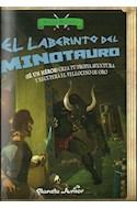 Papel LABERINTO DEL MINOTAURO (MISION HISTORIA) SE UN HEROE CREA TU PROPIA AVENTURA Y RECUPERA E
