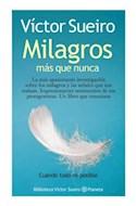 Papel MILAGROS MAS QUE NUNCA (BIBLIOTECA VICTOR SUEIRO)