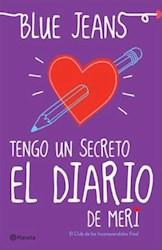 Libro Tengo Un Secreto - El Diario De Meri
