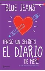Papel TENGO UN SECRETO EL DIARIO DE MERY
