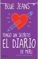 Papel TENGO UN SECRETO EL DIARIO SECRETO DE MERI (CLUB DE LOS  INCOMPRENDIDOS 4)