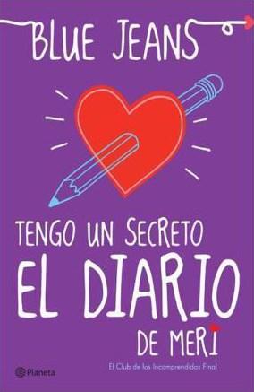 Papel Tengo Un Secreto. El Diario De Mery