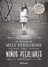 Papel Miss Peregrine 1. El Hogar Para Niños Peculiares