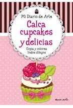 Papel CALCA CUPCAKES Y DELICIAS - MI DIARIO DE ARTE