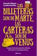 Papel BILLETERAS SON DE MARTE LAS CARTERAS SON DE VENUS (RUSTICA)