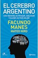 Papel EL CEREBRO ARGENTINO