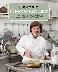 Libro Lo Que Cocino