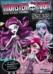 Papel Monster High Embrujadas