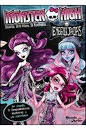 Papel MONSTER HIGH EMBRUJADAS (3 FANTASTICAS MUÑECAS Y UN ESCENARIO DE REGALO)