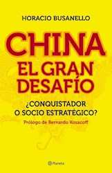 Libro China  El Gran Desafio