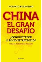 Papel CHINA EL GRAN DESAFIO