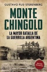 Libro Monte Chingolo