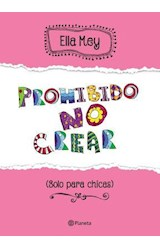Papel PROHIBIDO NO CREAR