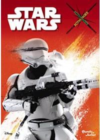 Papel Star Wars. Libro De Actividades
