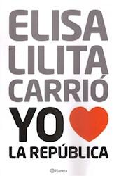 Papel Yo Amo La Republica