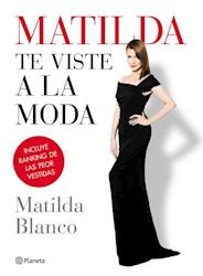 Papel Matilda Te Viste A La Moda