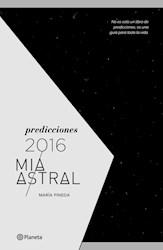 Libro Predicciones 2016 Mia Astral