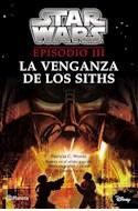 Papel VENGANZA DE LOS SITHS (STAR WARS EPISODIO III) (POCKET)