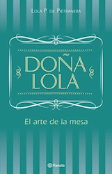 Papel Doña Lola - El Arte De La Mesa